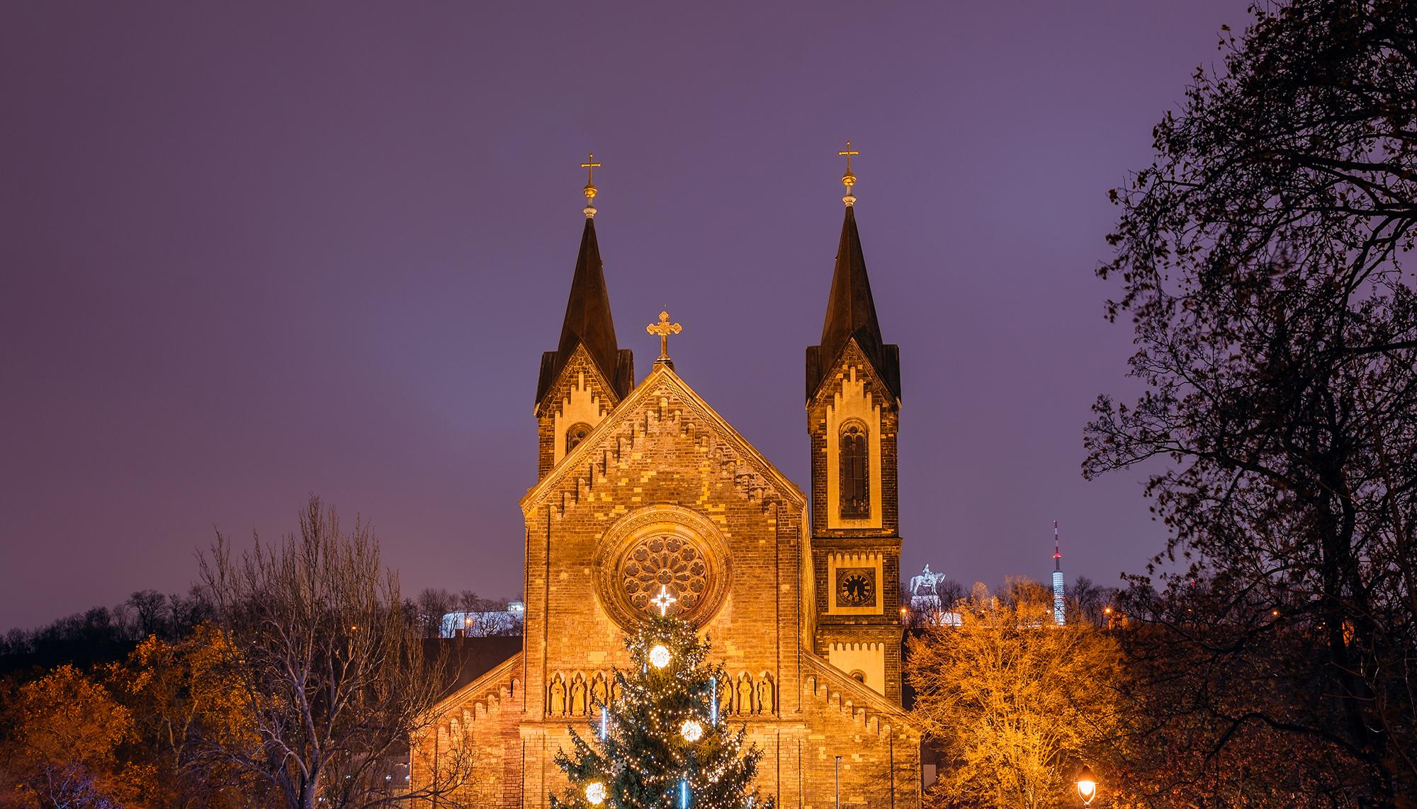 Vánoce-Karlín